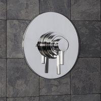 Architeckt Round Concentric Concealed Shower Valve