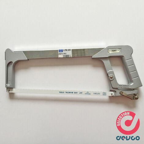 """main image of """"Arco archetto seghette da metallo lama bimetallica 300mm/12"""" D 2763 2000 ABC"""""""