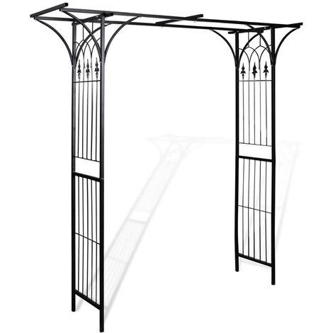 Arco de jardín 200x52x204 cm