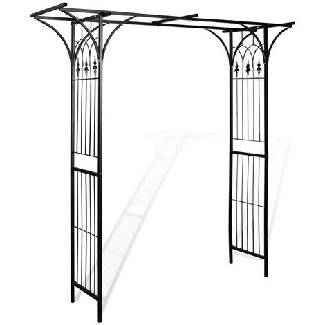 Arco de jardin 200x52x204 cm