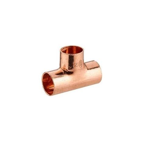 Arco fittings en T 5130.16 soldadura igual 16mm - Copper