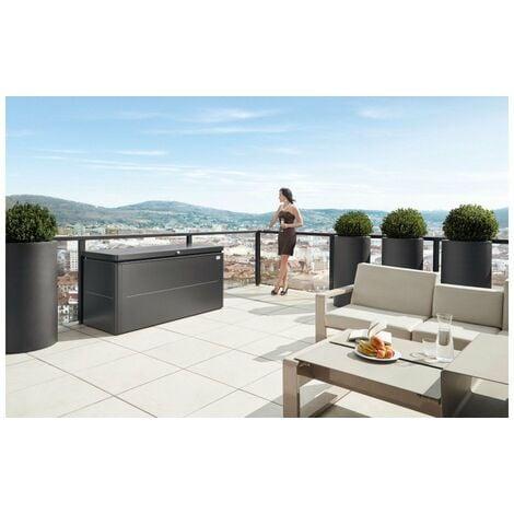 "main image of ""Arcon Metalico Biohort Lounge Box 160 Cofre- Baul De Jardin"""