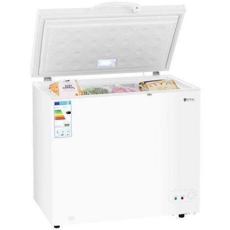 Arcón congelador - 197 L