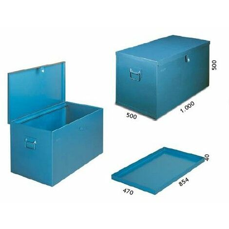 Arcon Metalico 100x50x50 138.14 C/bandeja