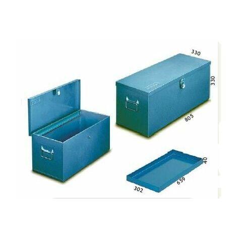 Arcon Metalico 80x33x33 138.9 Con Bandeja