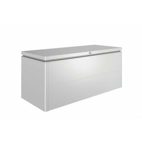 Arcon Metalico Biohort Lounge Box 200 Cofre- Baul De Jardin