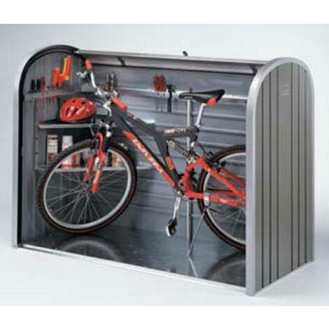 Arcon Metalico Biohort Store Max 160 Cofre- Baul De Jardin