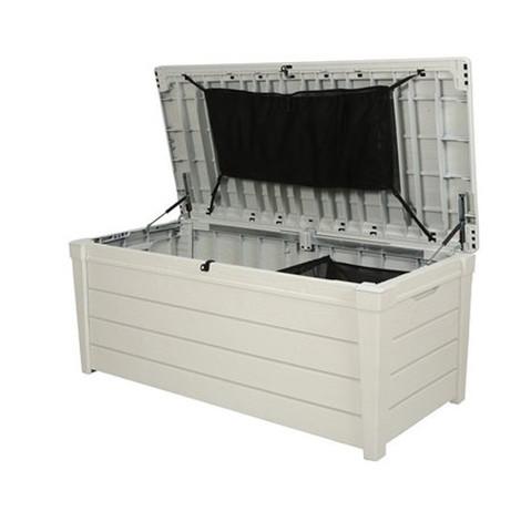 Arcon Piscina Blanco 145X73X64 - POOL BOX XXL - 235214