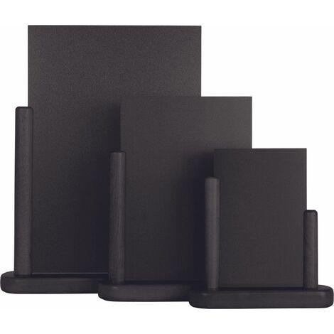Ardoise de table Elegant - PVC et bois - 6.5 - PVC et bois