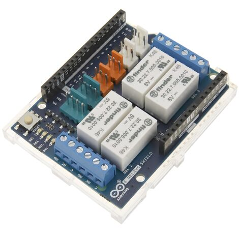 Arduino - Arduino Shield 4 Relés