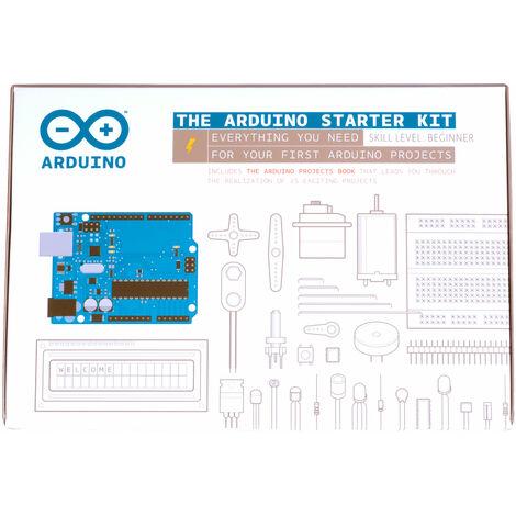 Arduino K000007 Starter Kit Including Uno Board