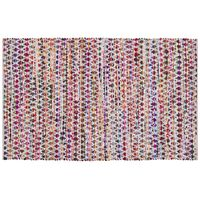Area Rug 140 x 200 cm Multicolour ARAKLI