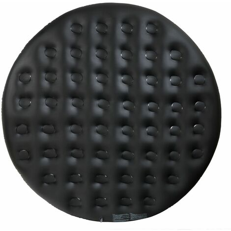 """main image of """"AREBOS aufblasbare Thermoabdeckung Cover Abdeckung für Outdoor Whirlpool Ø140 cm - Schwarz"""""""