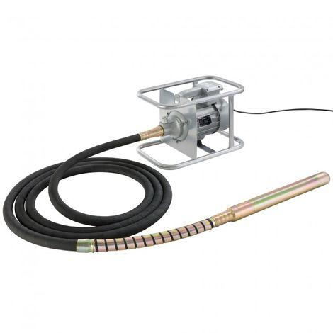 Arebos Concrete vibrator Internal vibrator Handheld Poker vibrator 1500W