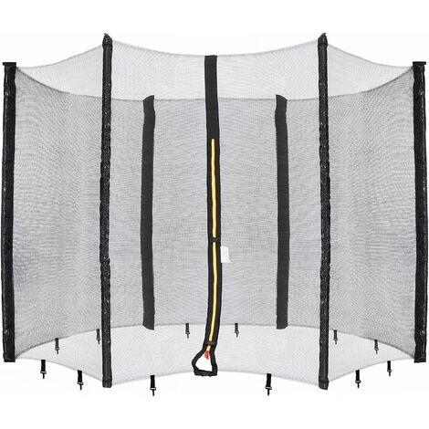 Arebos Filet de sécurité pour trampoline 366 cm