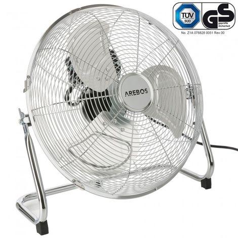 Arebos Floor fan Blower fan 14 inches 70W