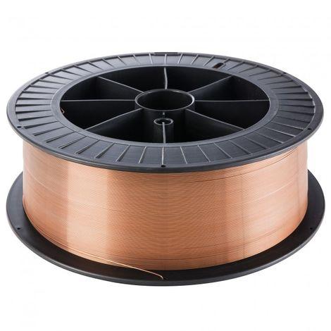 AREBOS Gas Shielded Flux Cored Welding Wire 15 kg / Roll 0,8 mm TOP