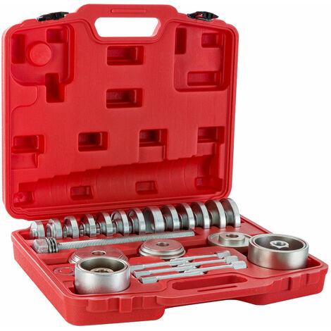 Arebos Kit extractor de rodamientos de ruedas 31 piezas