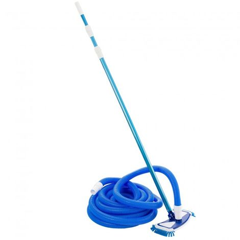 Arebos pool floor cleaner pool swimming pool cleaning set brush pool suction
