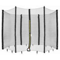Arebos Red de Seguridad para camas elásticas 185 cm