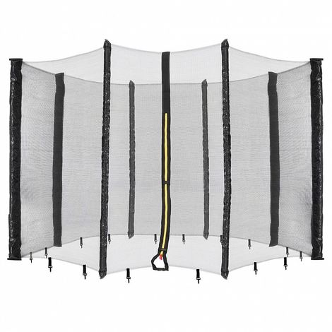 Arebos Safety Net Trampoline Net for 8 Poles 16 feet (490 cm)