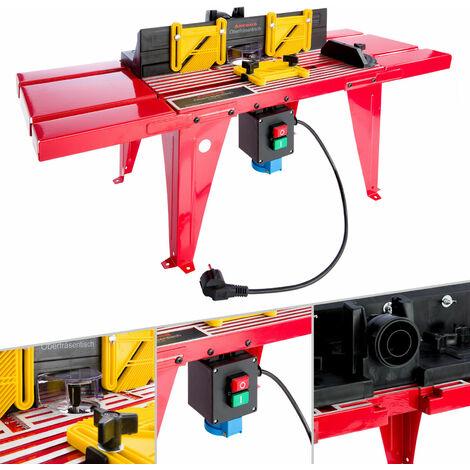 Arebos Sistema per fresatrice verticale da tavolo di precisione