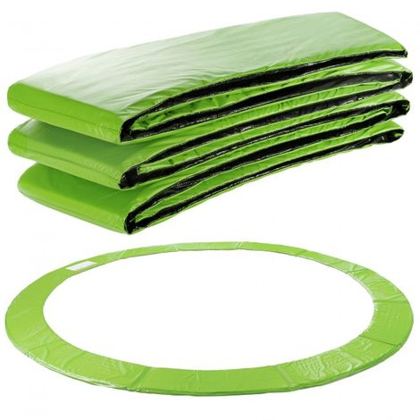 Arebos Trampoline Safety Pads Cover Padding 6ft lime