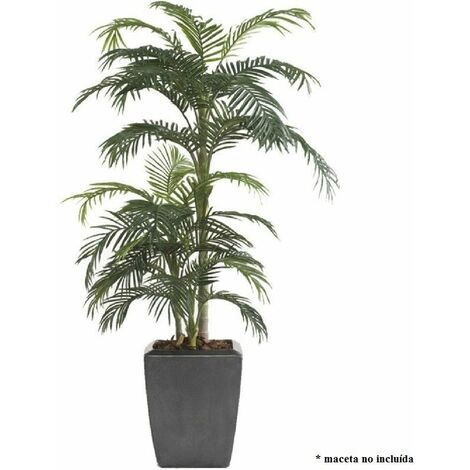 ARECA ARTIFICIAL EN MACETA 170 CM