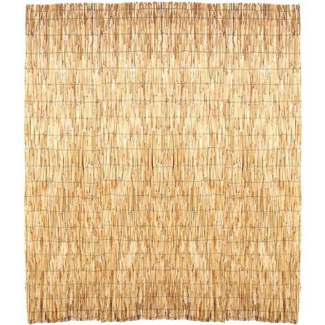 Arella bamboo perimetrale 049897 stuoia ombreggiante recinzione 150 x 300 cm
