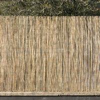 Arella canniccio stuoia cannette rilegate ombra recinzione varie misure esterno