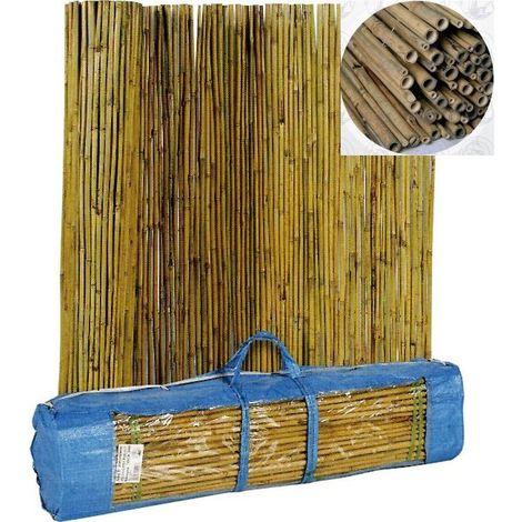 Arella In Canna Bamboo Passante O13 20 Mm H 200 X 300 Cm Tenda Per
