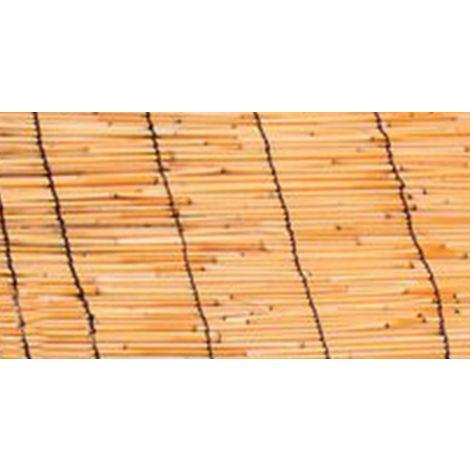 ARELLA IN BAMBOO varie misure CANNICCIO ARELLE OMBRA Tenda con carrucola