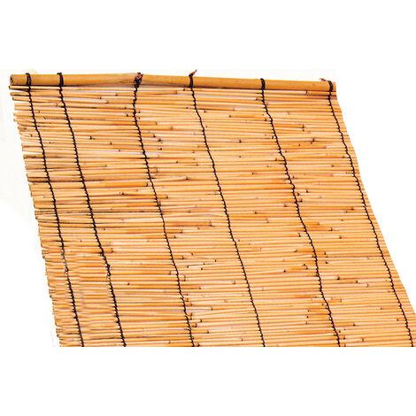 Arella stuoia frangivista canne Felce 100x300 150x300 200x300 stuoia recinzione