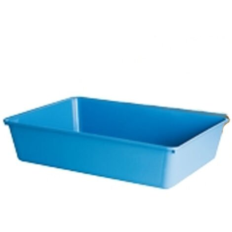 Arenero para gatos Basic RSL | Bandeja de arena 42 cms | Caja de arena WC para gatos