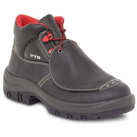 ARES Chaussures de securite soudeur M HRO FTG S3 FTG/DUCATI