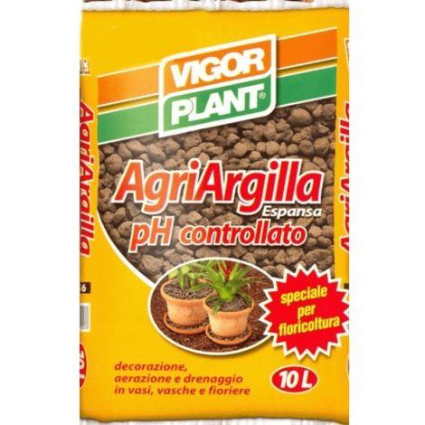 "main image of ""ARGILLA ESPANSA 10 LT. VIGORPLANT AGRIARGILLA PER FLORICOLTURA"""