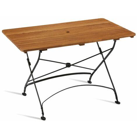 Argyle Rectangular Folding Table