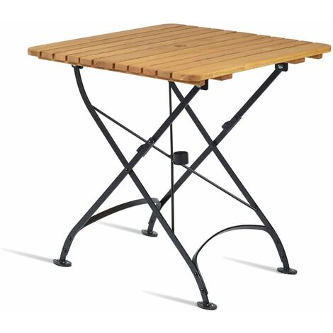 Argyle Square Folding Table