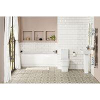 Aria Bathroom Suite with 1500mm Bath