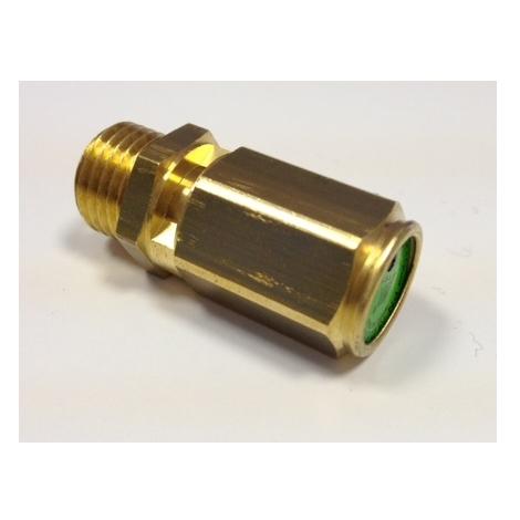 Aria Compressa - Valvola di Sicurezza per compressori Walmec Art.61052 1/2