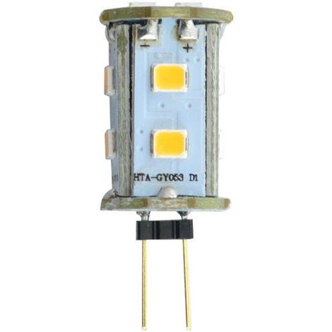 aric 2567 | aric 2567 - lampe g4 12v led 1w 4000k 130 lumens, classe énergétique a++, 20000h