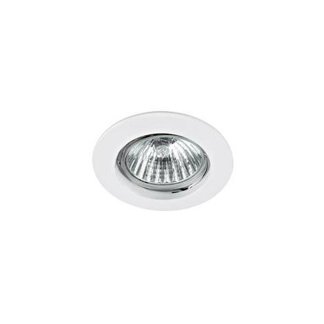 Aric 4872 - Spot encastrable fixe pour lampe halogène Hi-spot ES50- Culot GU10 - 50W - 230v