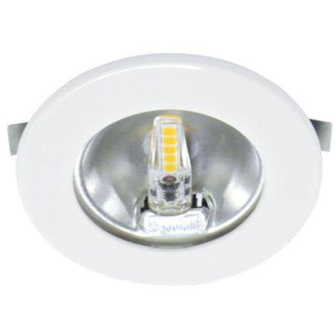 aric 50773 | aric 50773 - s307 g4 led 1,8w 3000k blanc