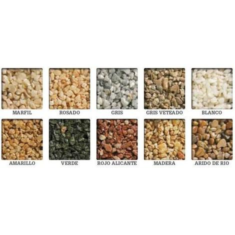 acolchados minerales
