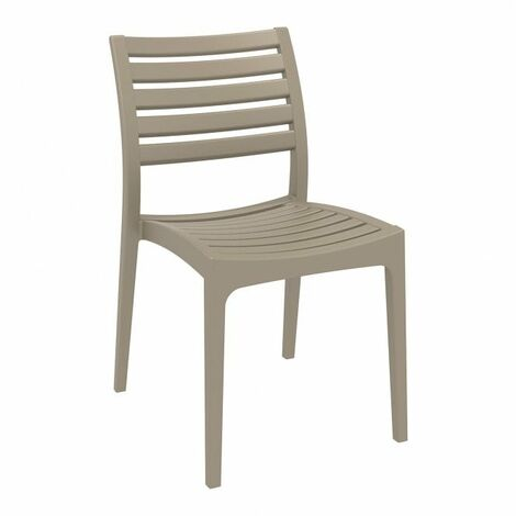 Ariel Stackable Side Chair - Commercial Quality Fully Assembled