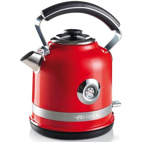 Ariete Elektrischer Wasserkocher Moderna 2000 W 1,7 L Rot