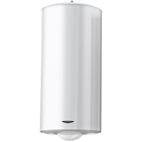 Ariston - Chauffe eau blindé vertical étroit 50,50 cm de diamètre Initio