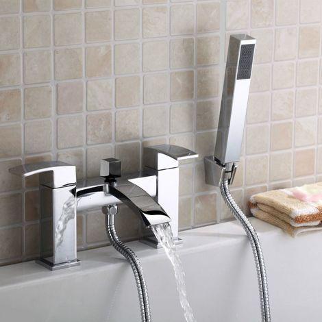 ARKE WATERFALL BATH SHOWER MIXER TAP