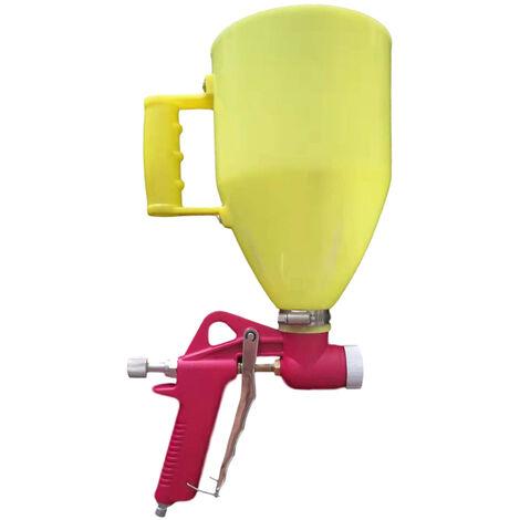 Arma de bombardero de la olla superior, pulverizador pequeno, olla amarilla pequena, 3L