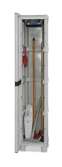 Armadio Portascope In Resina.Armadio In Resina Portascope A Colonna 35x39x172h Cm